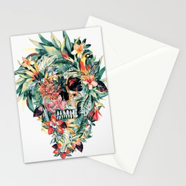 MOMENTO MORI V Stationery Cards