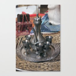 Dallah Canvas Print