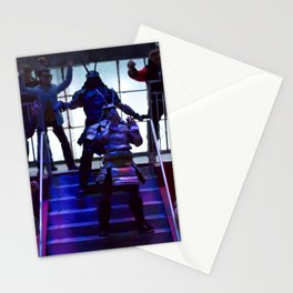 Lucha figures Stationery Cards