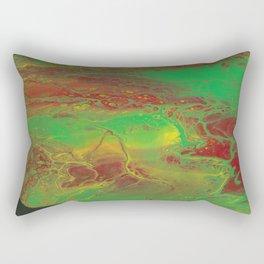 Reggae vibrations Rectangular Pillow