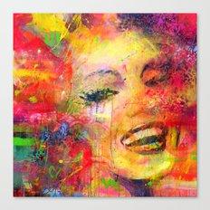 Meryli Monroe Canvas Print