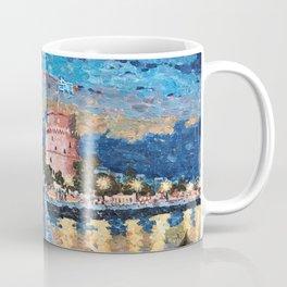 Greece: Thessaloniki In Memory Coffee Mug