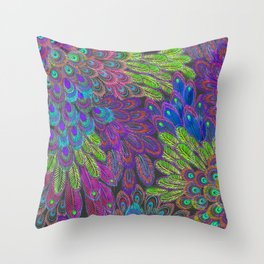 Show Off Throw Pillow