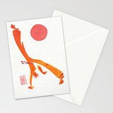 Capoeira 303 Stationery Cards