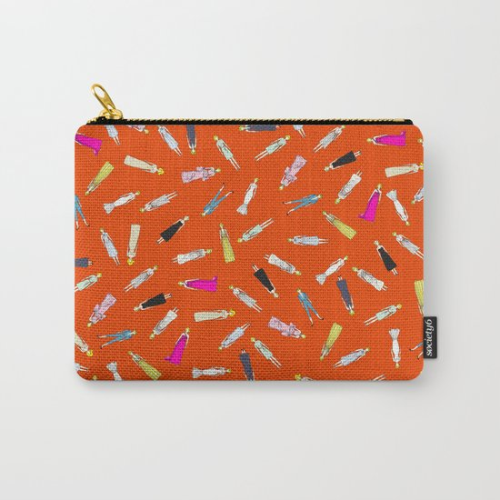 Floating Marilyn Carry-All Pouch