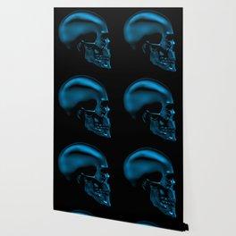 Glass skull Wallpaper