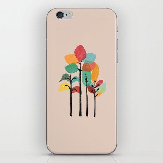 Tropical Groove iPhone & iPod Skin