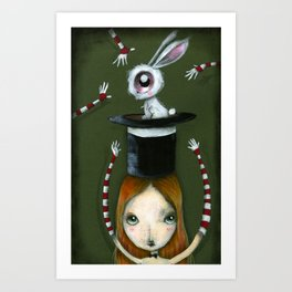 My little bunny Art Print