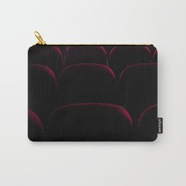 Cinema theater stage seats 03 Carry-All Pouch