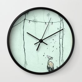 We were all disguised Wall Clock