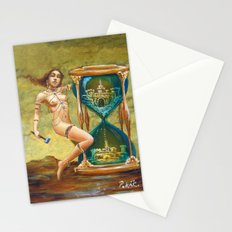 Times a Funny Thing Stationery Cards