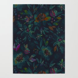 Flower Series XI Poster