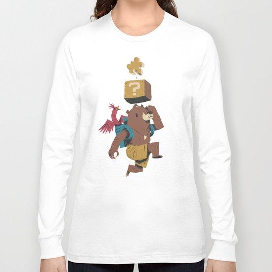 banjo block Long Sleeve T-shirt