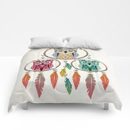 dream owl Comforters