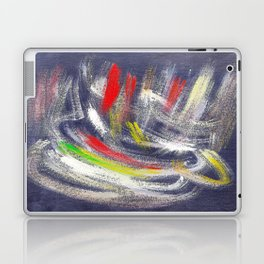 Cosmic black ing 230 Laptop & iPad Skin