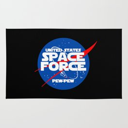 Space Force 2 Rug