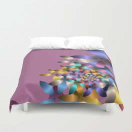 less is more -12- Duvet Cover