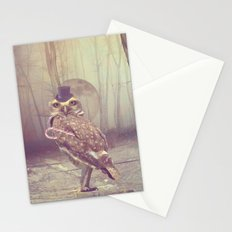 Fairy tale : owl Stationery Cards