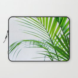 Palm leaves paradise Laptop Sleeve