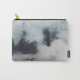 Jump Into the Fog Carry-All Pouch