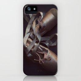 Worn iPhone Case