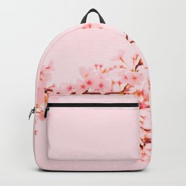 Pink Blossoms Backpack
