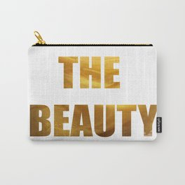 The Beauty Carry-All Pouch