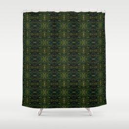 Grasslandish Shower Curtain