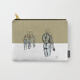 Glass people Carry-All Pouch