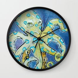 I've Got Loving Arms Too Wall Clock