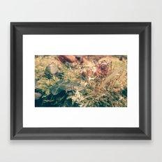 slugmoss Framed Art Print