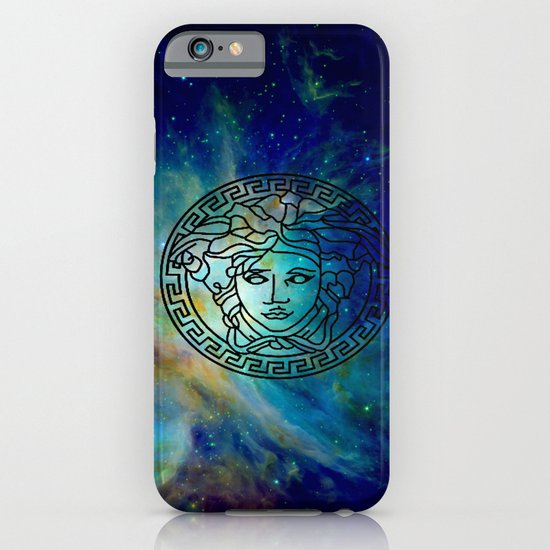 Versace Nebula  iPhone & iPod Case