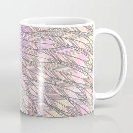 Pastel Feathers Coffee Mug