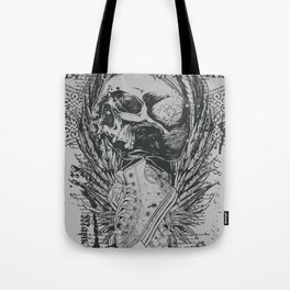 Death run Tote Bag