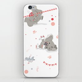 Little Elephant iPhone Skin
