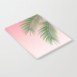 Palm Tree Leaves Notebook
