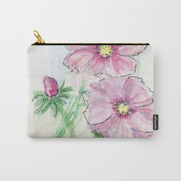 Minute Waltz Carry-All Pouch