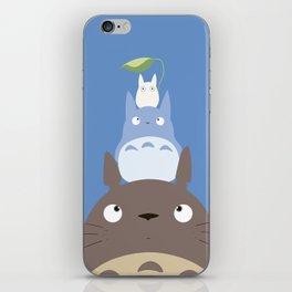 Totoros iPhone Skin