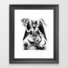 bafurmet Framed Art Print