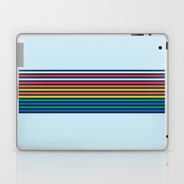 Vintage T-shirt No4 Laptop & iPad Skin