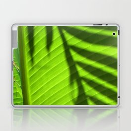 Leaves - Maui Laptop & iPad Skin