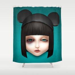 Misfit - Abigail Shower Curtain