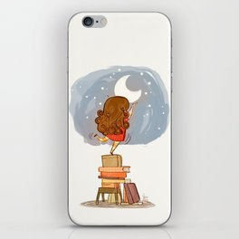 Nothing is out of reach iPhone Skin
