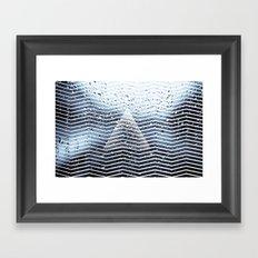 DROPLETS Framed Art Print