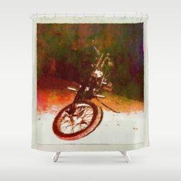 FLATHEAD - 043 Shower Curtain
