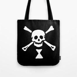 Emanuel Wynne Pirate Flag Jolly Roger Tote Bag