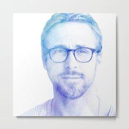 Gosling Metal Print