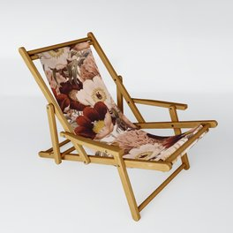 Vintage Garden 2 #society6 Sling Chair