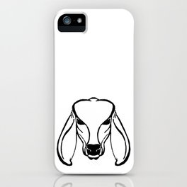 Brahman iPhone Case