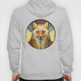 Wise Fox Hoody
